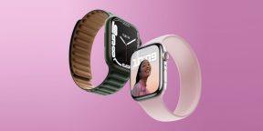 Apple объявила дату начала продаж часов Watch Series 7