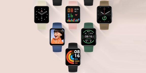 В Сети появились изображения часов Redmi Watch 2 и браслета Redmi Smart Band Pro