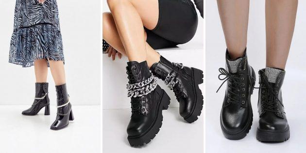 Модная женская обувь 2021года: декорированная обувь