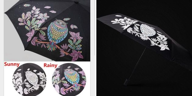 Интересные вещи с AliExpress: зонт