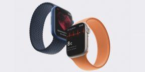 Инсайдеры раскрыли, когда выйдут Apple Watch Series 7