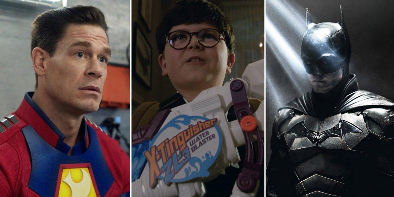 Главное о кино за неделю: трейлер «Бэтмена», новый «Один дома» и не только