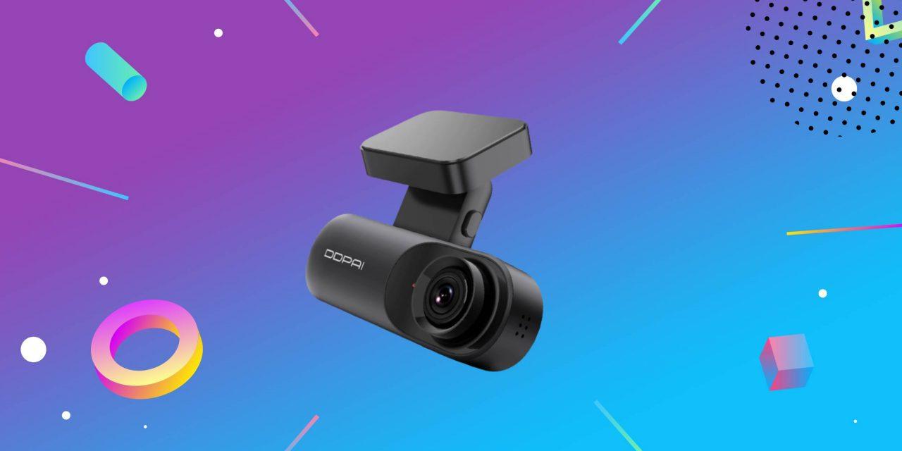 Выгодно: видеорегистратор DDPai Mola N3 всего за 3 367 рублей