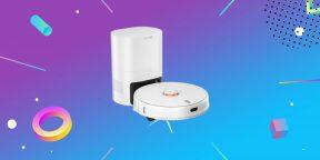 Скидка дня: моющий робот-пылесос Xiaomi Lydsto R1 всего за 24 690 рублей