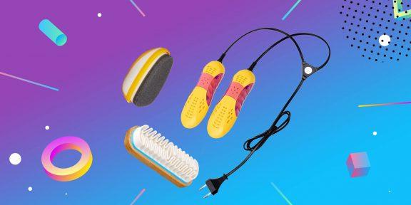 10 товаров для ухода за осенней обувью