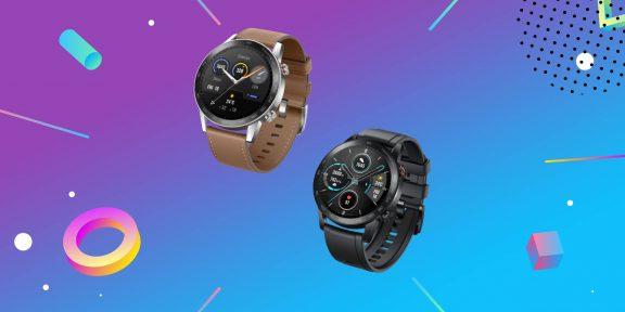 Выгодно: умные часы Honor Magic Watch 2 всего за 7 999 рублей