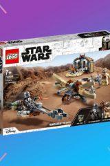 Надо брать: конструктор LEGO Star Wars «Испытание на Татуине» всего за 1 511 рублей