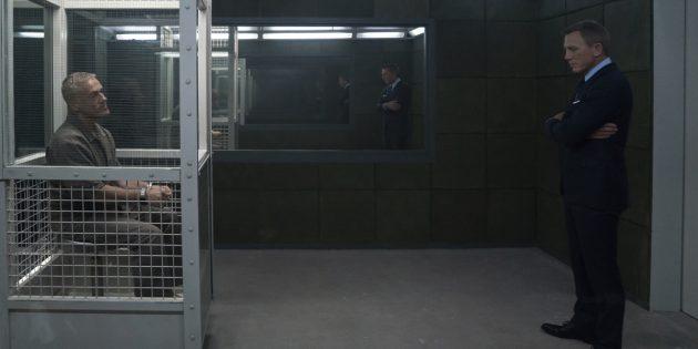 Кадр из фильма «Не время умирать»