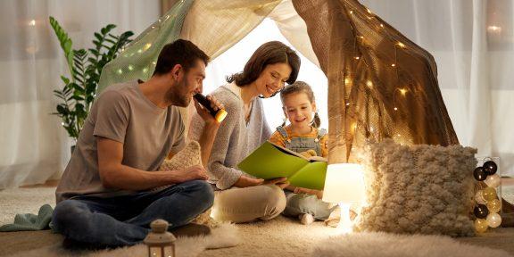 Как провести отличный уикенд и не разориться: 7 идей для семейного отдыха осенью