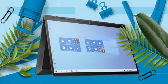 Каким должен быть идеальный ноутбук для домашнего офиса (и не только)