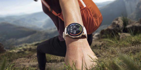 Huawei представила смарт-часы WatchGT3 с поддержкой звонков
