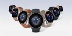 Huami представила смарт-часы Amazfit GTS 3, GTR 3 и GTR 3 Pro