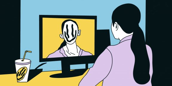 Как интернет поведения может изменить привычную жизнь