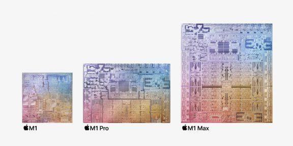 Настоящий зверь: результаты бенчмарка Apple M1 Max и M1 Pro появились в Сети