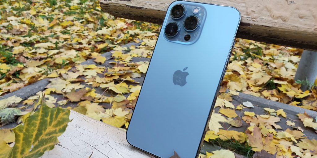 Дизайн iPhone 13Pro