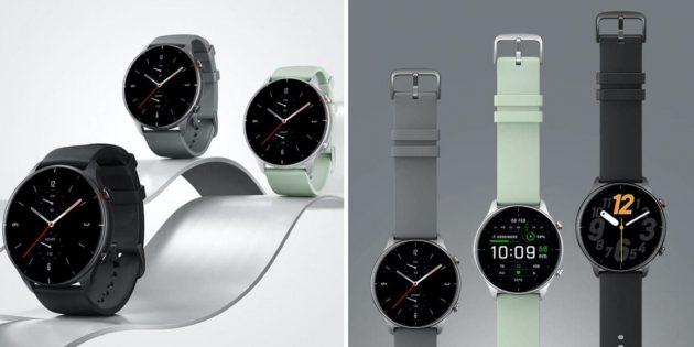 Распродажа AliExpress: смарт-часы Amazfit GTR 2e