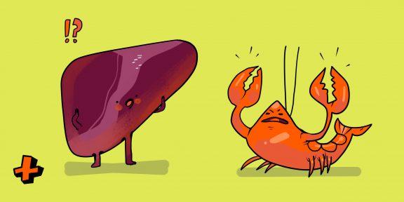 12 признаков рака печени, о которых нужно знать