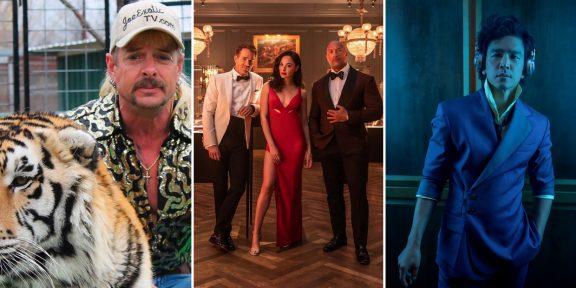 «Красное уведомление», «Аркейн» и «Король тигров 2»: Netflix показал трейлер главных релизов ноября