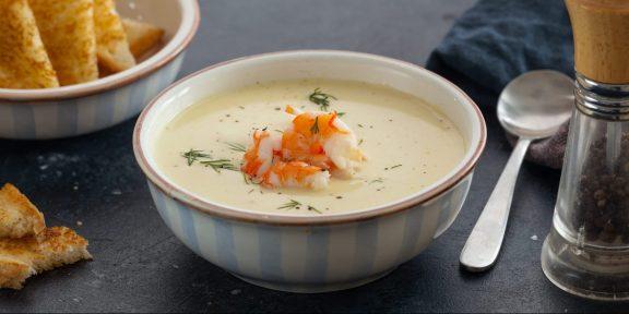 Вкуснейшие супы с креветками, которые вы полюбите