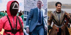 Главное о кино за неделю: триумф «Игры в кальмара», самые популярные проекты Netflix и не только