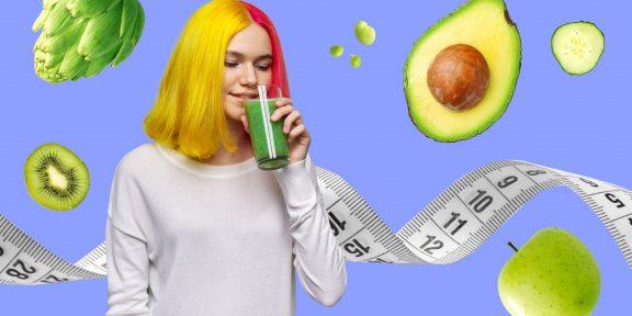 Как похудеть подростку и не испортить при этом здоровье