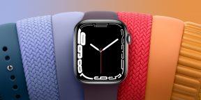 Apple Watch Series 7 стали доступны для предзаказа в России