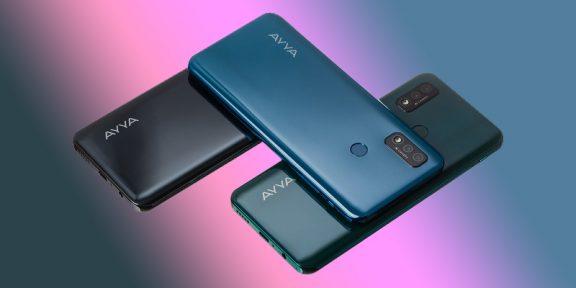 В России начались продажи смартфона AYYA T1 от «Ростеха»