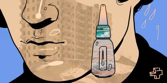 Чем опасны сосудосуживающие капли в нос и как от них отвыкнуть