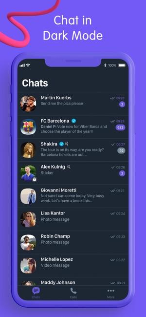 Новый Viber обзавёлся Паблик чатами и превращается в полноценную соцсеть