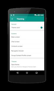 Список официальных и неофициальных клиентов Telegram для разных ОС