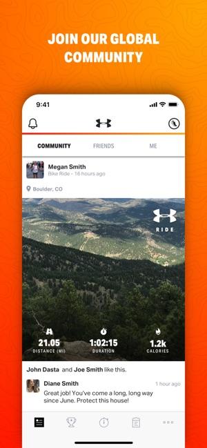 5 лучших iOS-приложений для велосипедистов