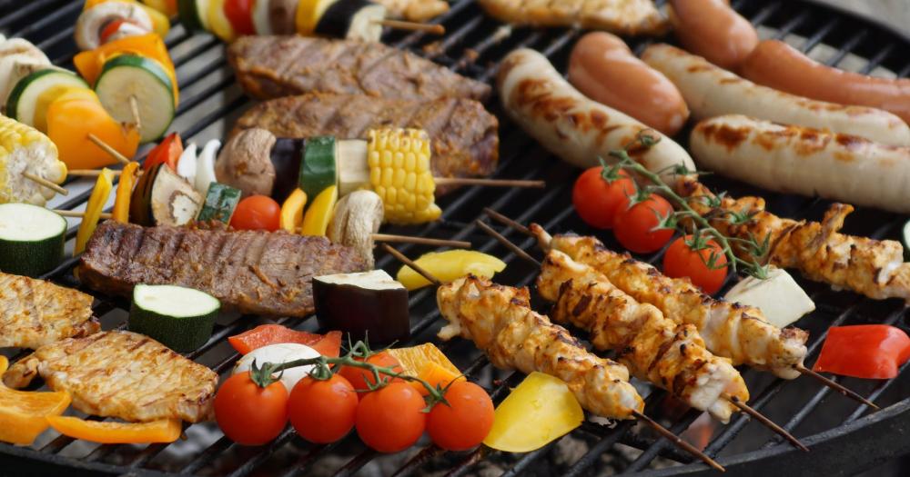 Лучшие рецепты для барбекю Рецепты блюд на заднем дворе