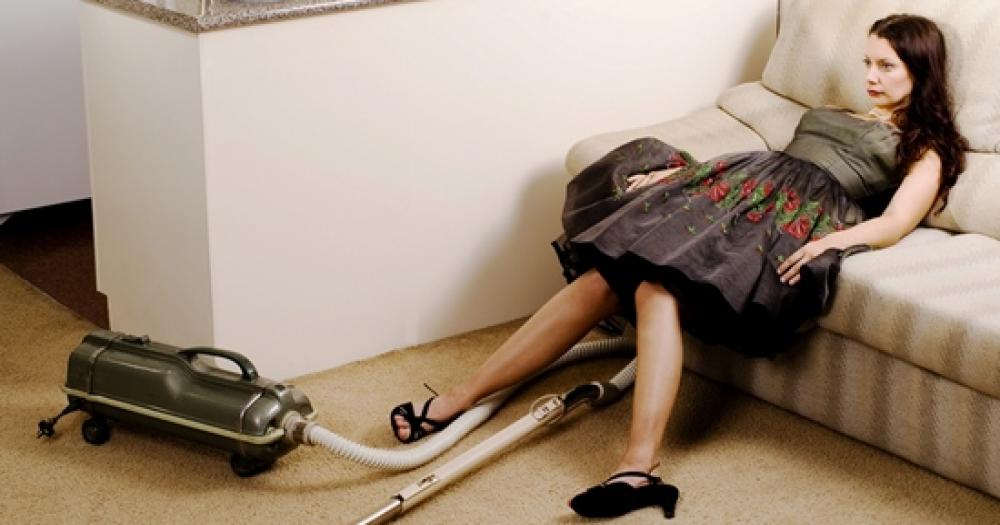 Хитрости уборки квартиры