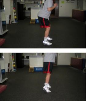 12 упражнений для укрепления лодыжек