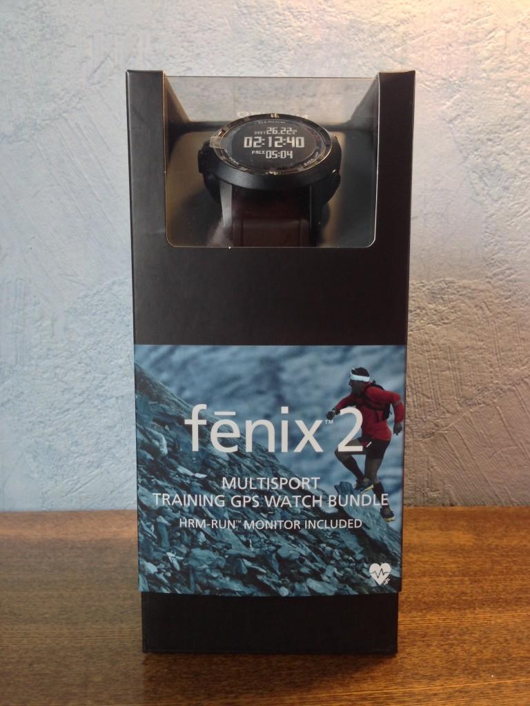 Garmin Fenix 2 bundle