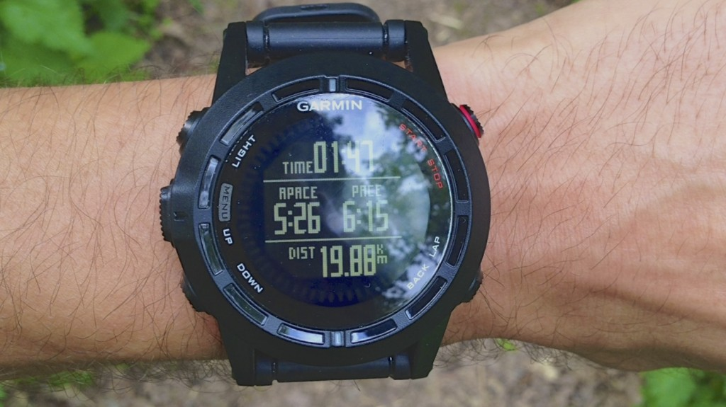 Garmin Fenix 2 run