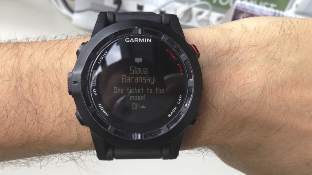 Garmin Fenix 2 Smart Watch 2