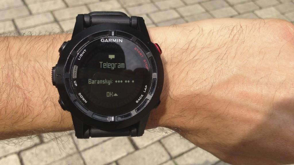 Garmin Fenix 2 Smart Watch 3