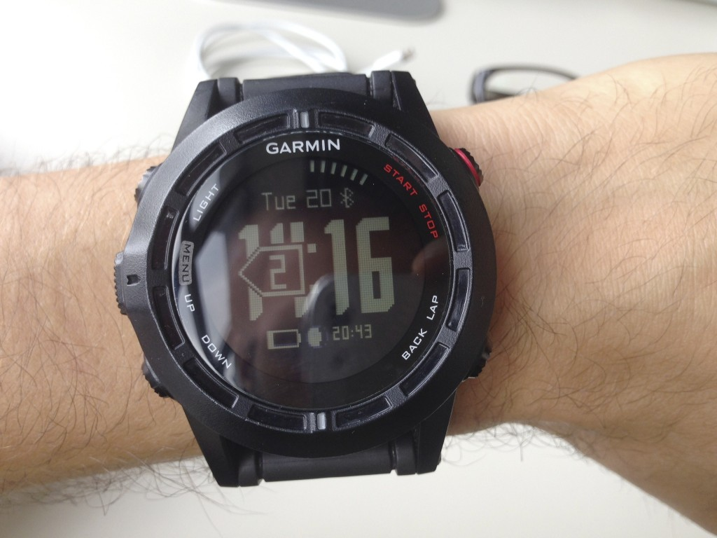 Garmin Fenix 2 Smart Watch 4