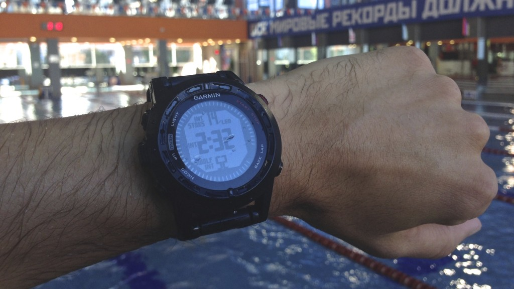 Garmin Fenix 2 SWOLF