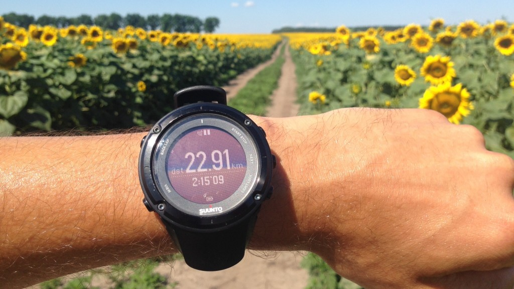 Suunto Ambit2 2 fields
