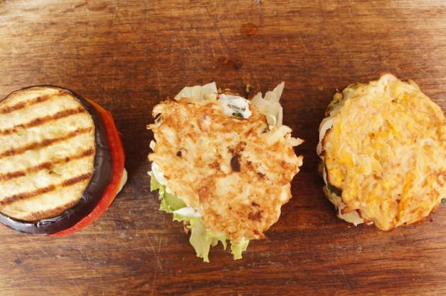 рецепты бургеров без булки